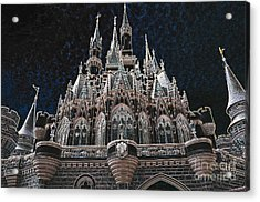 Acrylic Print featuring the photograph The Palace by Robert Meanor