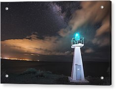 The Pali Lighthouse Acrylic Print