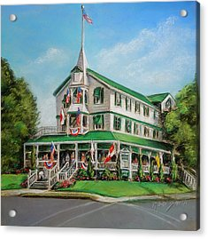 The Parker House Acrylic Print