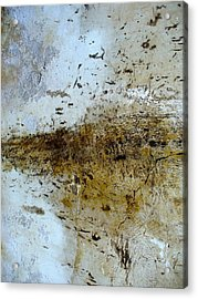 Taking Off Acrylic Print by Mary Sullivan