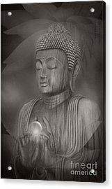 The Path Of Peace Acrylic Print