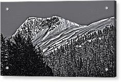 The Peak 3813007 Acrylic Print