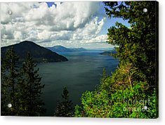 The Pend Oreille Acrylic Print