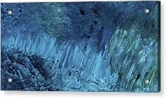 The Perfect Storm - Sold - Oil Painting Acrylic Print