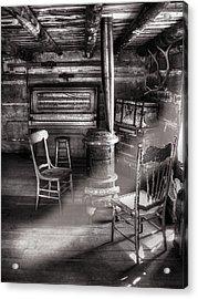The Piano Room Acrylic Print by Ken Smith