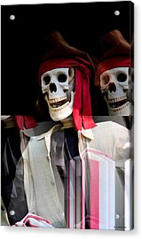 The Pirate's Ghost Acrylic Print by Maria Urso