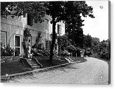 The Platt's House In New Jersey Acrylic Print