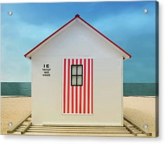 The Play Have A House Acrylic Print
