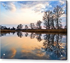 Ponds In Lomna Acrylic Print