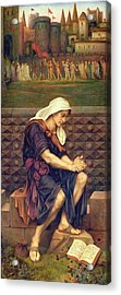 The Poor Man Who Saved The City Acrylic Print