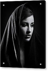 The Portrait Acrylic Print