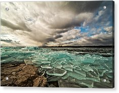 The Power Of Nature Acrylic Print