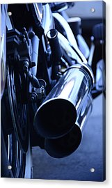 The Power Of Steel  Acrylic Print