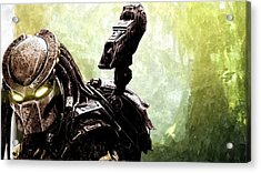 The Predator Acrylic Print