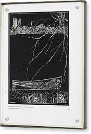 The Premature Burial Acrylic Print