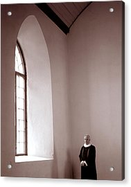 The Priest  C# 42 Acrylic Print