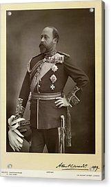 The Prince Of Wales Acrylic Print