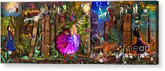 The Princesses Acrylic Print