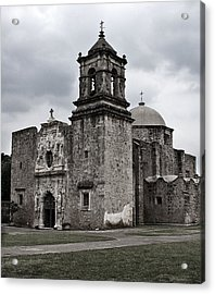 The Queen Of Missions II Acrylic Print by Andy Crawford