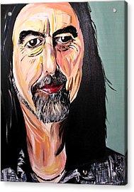 The Quiet Beatle Acrylic Print by James Santarella