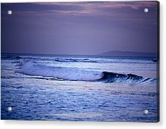 Acrylic Print featuring the photograph The Quiet Deep by Amanda Holmes Tzafrir