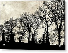 The Quiet Place Acrylic Print