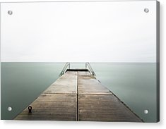 The Quiet Place Acrylic Print by Sebastian Wahlhuetter