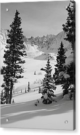 The Quiet Season Acrylic Print by Eric Glaser
