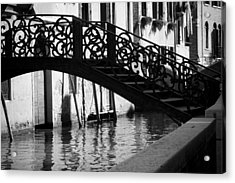 The Quiet - Venice Acrylic Print