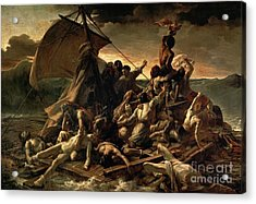 The Raft Of The Medusa Acrylic Print