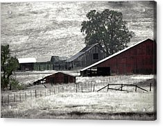 The Ranch View Acrylic Print
