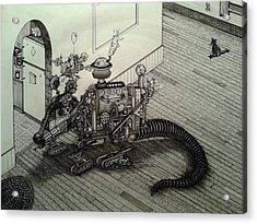 The Rat Acrylic Print