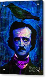 The Raven 20140118m145 Acrylic Print