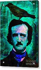 The Raven 20140118p168 Acrylic Print