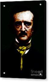 The Raven - Edgar Allan Poe Acrylic Print