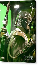 The Real Boba Fett 5 Acrylic Print by Micah May