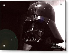 the Real Darth Vader Acrylic Print