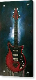 The Red Special Acrylic Print