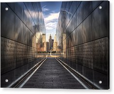 The Remembered. Acrylic Print by Rob Dietrich