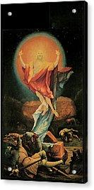 The Resurrection Of Christ Acrylic Print