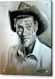 The Rifleman Acrylic Print