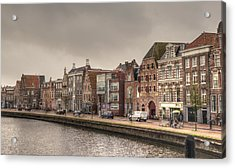 The River Bank Acrylic Print