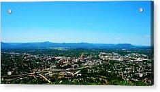 The Roanoke Valley Acrylic Print
