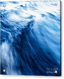 The Roar Of The Sea Acrylic Print