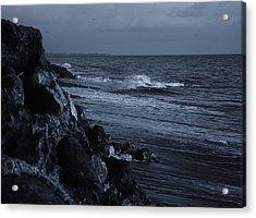 The Rocks Acrylic Print