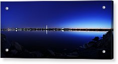 The Rocks Of The Potomac Acrylic Print by Metro DC Photography