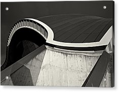 The Roof Of The Sage Acrylic Print by Stephen Taylor