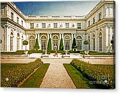 The Rosecliff Acrylic Print