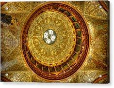 The Rotunda Acrylic Print