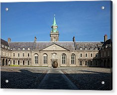 The Royal Hospital - Now The Museum Acrylic Print by Panoramic Images
